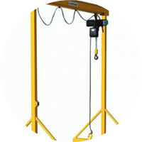 Mobile Lifting Gantries