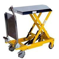 Scissor Lifting Tables